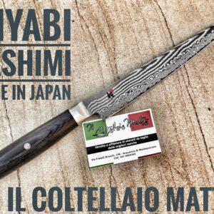 COLTELLO MIYABI 5000 FCD – SASHIMI DA 24 – MADE IN JAPAN