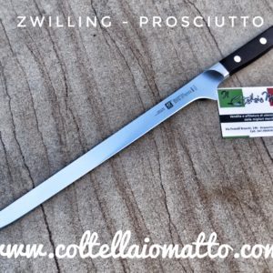 PROSCIUTTO FLESSIBILE ZWILLING – MADE IN GERMANY