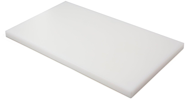 Tagliere Per Piano Cucina tagliere in polietilene - teflon cm 100 x 200 x 2
