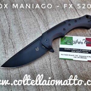 FOX – Desertfox g10 Black – FX 520 – by Boris Manasherov
