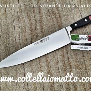 Coltello Trinciante Wusthof – coltello forgiato classic