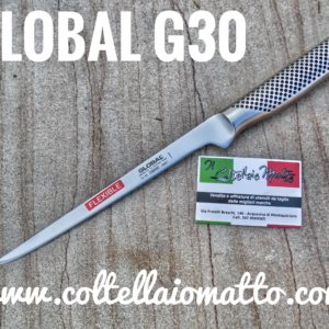 GLOBAL G30 – FILETTARE FLESSIBILE