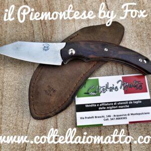 Il PIEMONTESE – FOX – FX 518 ZW