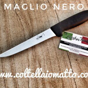 COLTELLO DISOSSO CM 15 – MAGLIO NERO