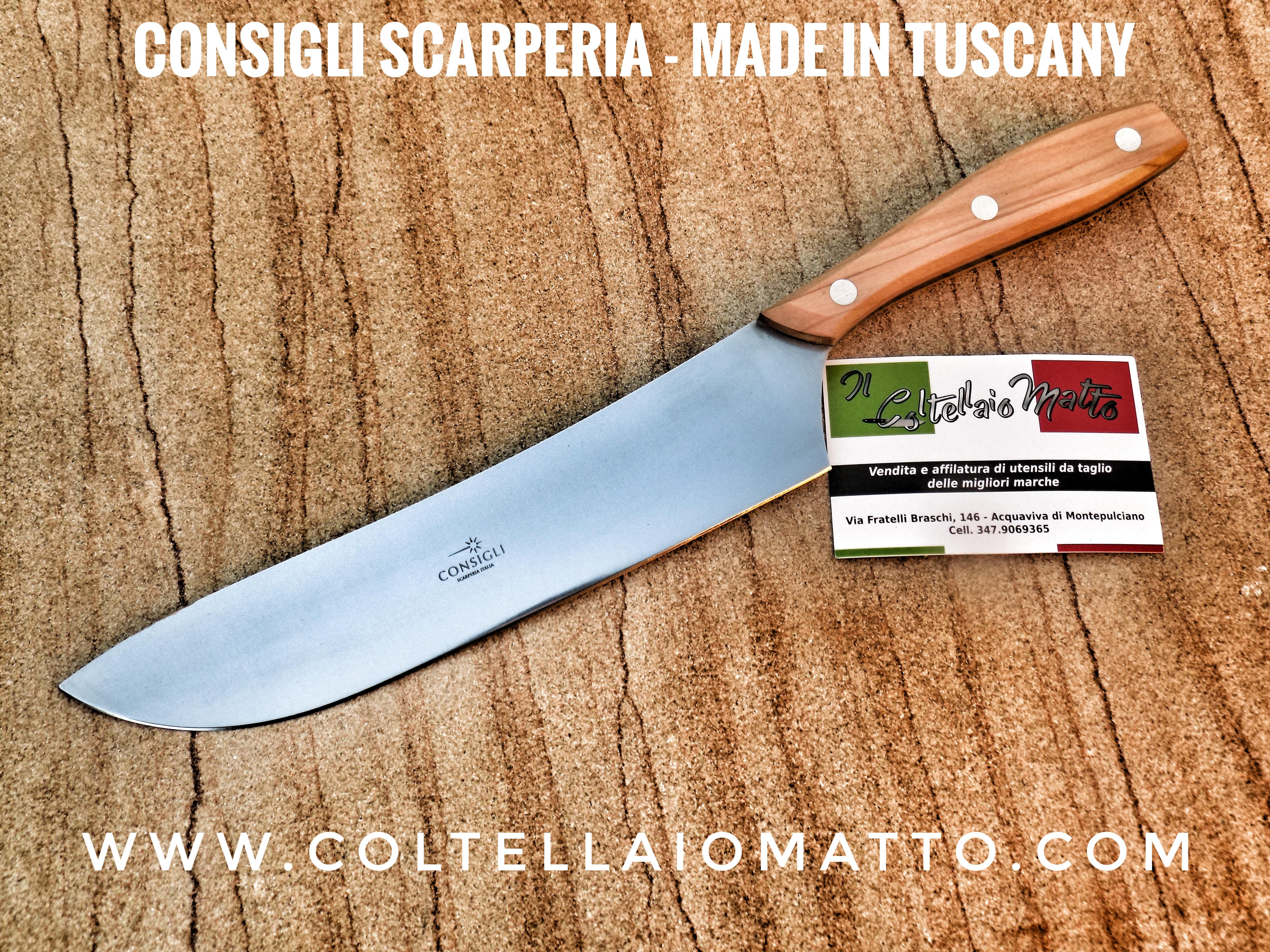 ,Tuscany, TRINCIANTE,Coltello