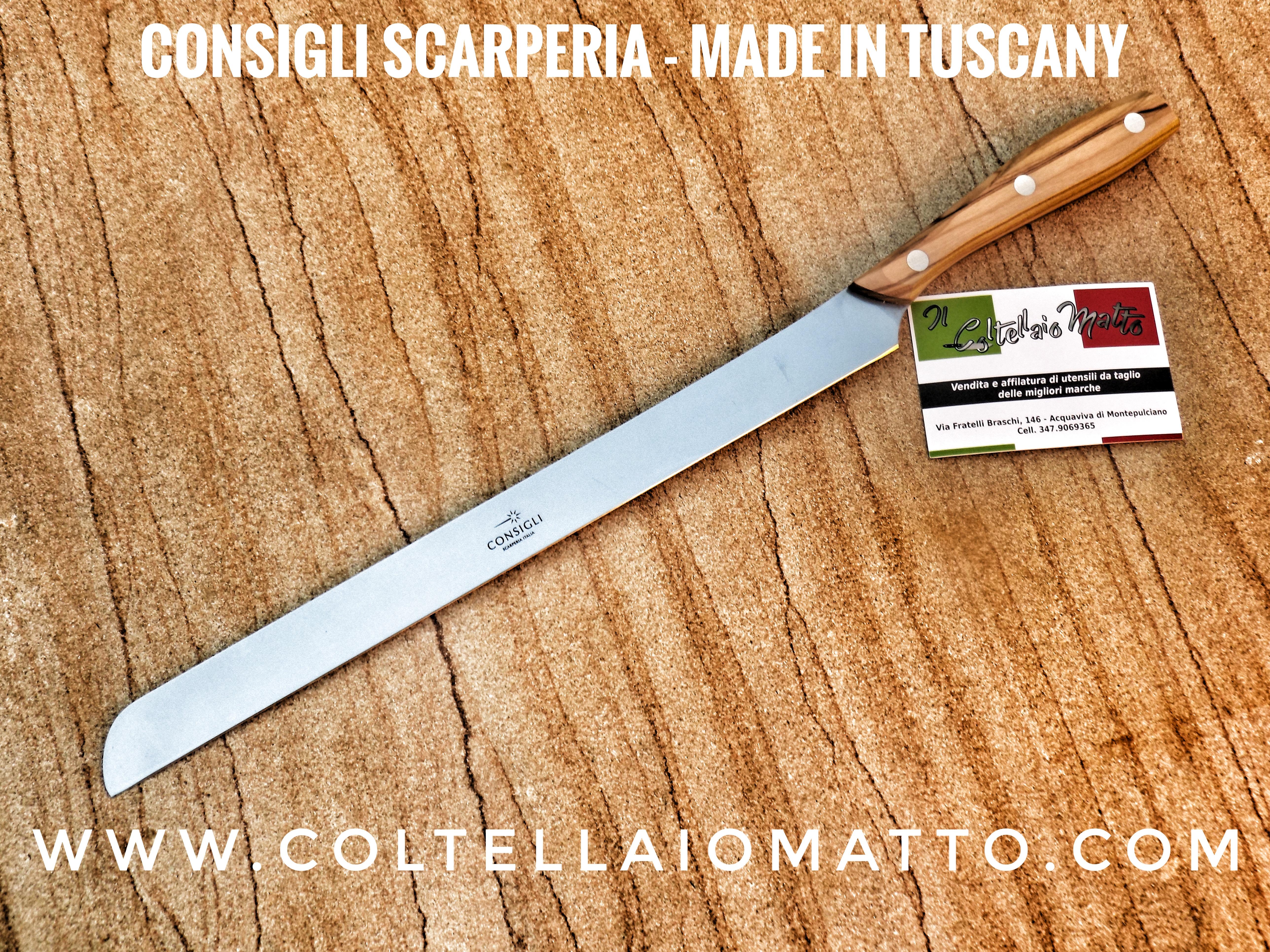 tuscany,Olivo, PROSCIUTTO,Coltello
