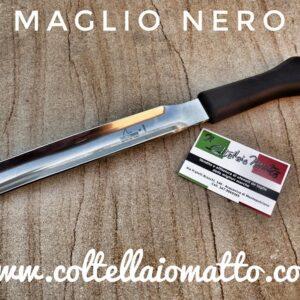 CANULA – SGORBIA – MAGLIO NERO – MADE IN ITALY