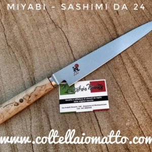 MIYABI 5000MCD  –  SASHIMI  – TRINCIANTE DA 24