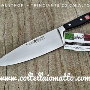 Coltello Trinciante Wusthof – coltello forgiato classic – cod. 4584/20