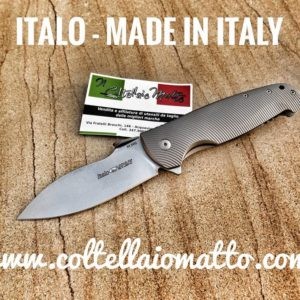 Viper – Italo by Silvestrelli – Framelock Titanio  – V5944FC – coltello