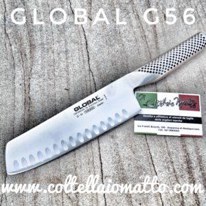 GLOBAL  G56 – NAKIRI ALVEOLATO