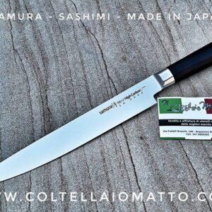 SAMURA MADE IN JAPAN – SASHIMI KNIFE DA 23 CM FORGIATO