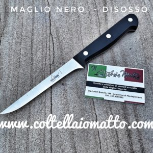 MAGLIO NERO – DISOSSO – MADE IN ITALY