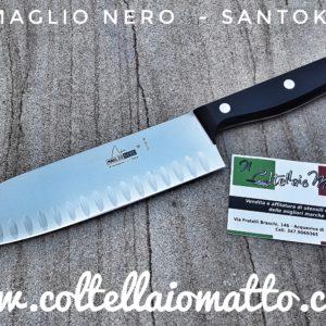 MAGLIO NERO – COLTELLO SANOKU – MADE IN ITALY
