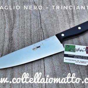 MAGLIO NERO – TRINCIANTE DA 20 – MADE IN ITALY