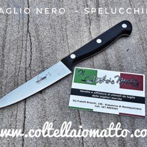 MAGLIO NERO – SPELUCCHINO  – MADE IN ITALY