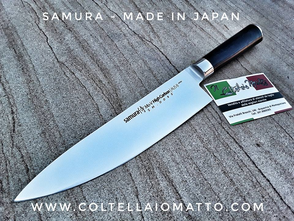 trinciante giapponese chef