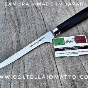 SAMURA MADE IN JAPAN – DISOSSO KNIFE DA 15 CM FORGIATO
