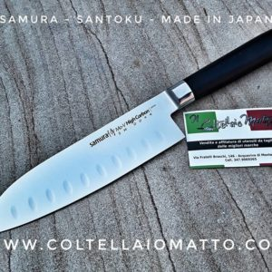 SAMURA MADE IN JAPAN – SANTOKU KNIFE DA 18 CM FORGIATO