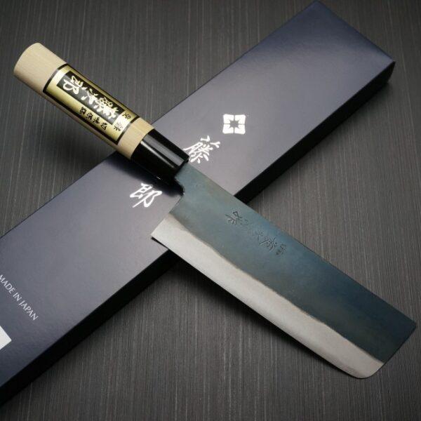 NAKIRI-TOJIRO-GIAPPONESE-COLTELLO-ARTIGIANALE-SHIROGAMI